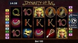 Dynasty of Ra screenshot 2