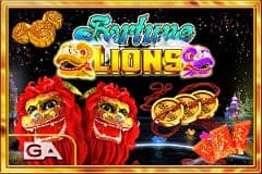 Fortune Lions screenshot 1