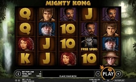 Mighty Kong screenshot 2