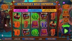Balthazar's Wild Emporium screenshot 1