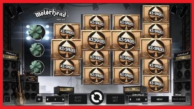 Motorhead Online Slot Machine