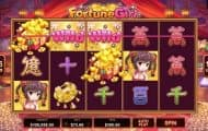 fortune girl slot screenshot 313