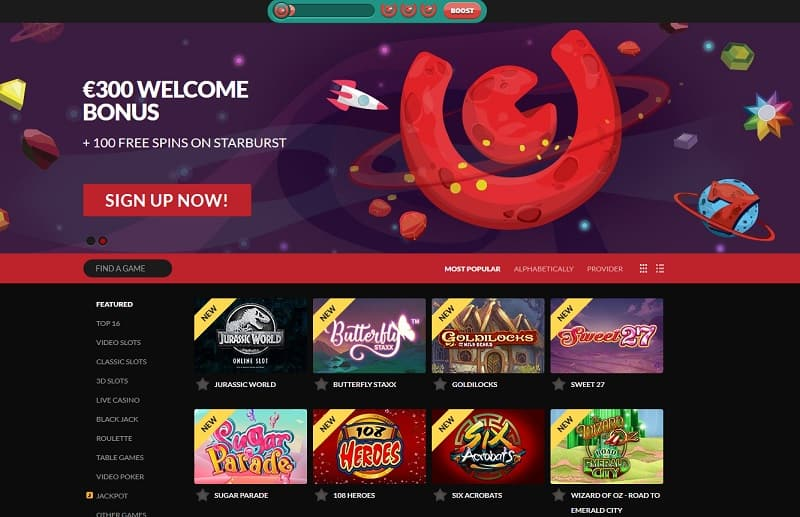 Guts screenshot