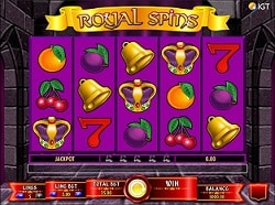 Royal Spins screenshot 2