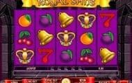 Royal Spins Slot screenshot 313