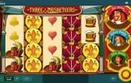 three musketeers slot screenshot 250