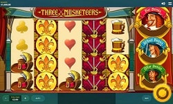 Three Musketeers screenshot 2