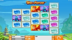 Wins Of Fortune screenshot 2
