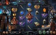 Fire and Steel War of the Wilds slot screenshot 250