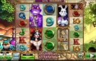 white rabbit slot machine screenshot 250