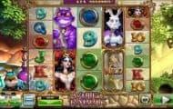 white rabbit slot machine screenshot 250