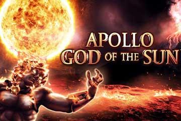 Apollo God of the Sun Online Slot Machine