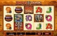 king tusk slot screenshot 250