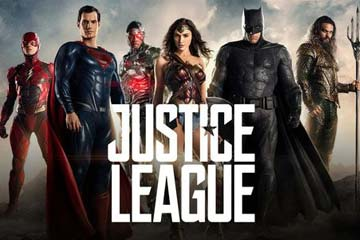 Justice League screenshot 1