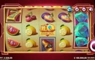 deco diamonds slot screenshot 250