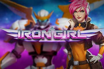 Iron Girl screenshot 1