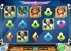 Iron Girl screenshot 2