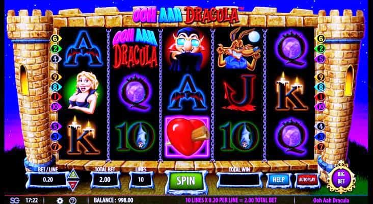 Ooh Aah Dracula Slot Machine_19a