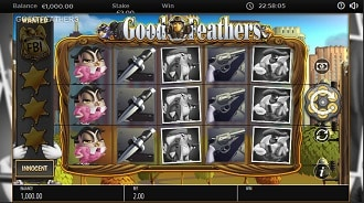 Good Feathers Online Slot Machine - Free Play & Review 158