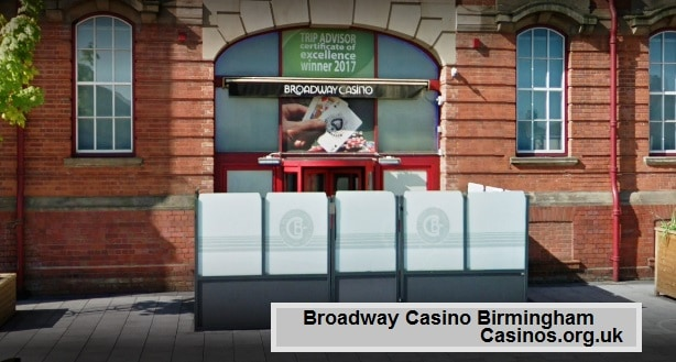 Broadway Casino in Birmingham