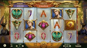Mercy of the Gods Online Slot Machine - Free Play & Review 153