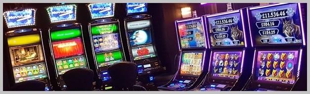 Rainbow casino Aberdeen Slots View