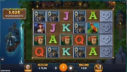 Boom Pirates Online Slot Machine - Free Play & Review 149