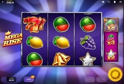 Mega Rise Online Slot Machine - Free Play & Review 142