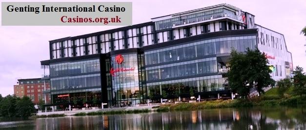 Genting International Casino outdoor view
