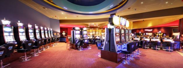 Slots at Grosvenor Casino in Didsbury