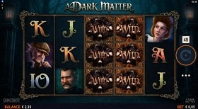 A Dark Matter Online Slot Machine - Free Play & Review 139