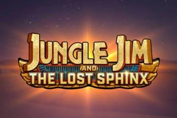 Jungle Jim and the Lost Sphinx screenshot 1