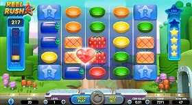 Reel Rush 2 Online Slot Machine - Free Play & Review 132