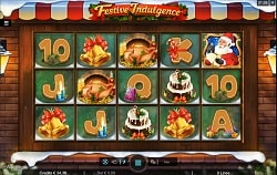 Festive Indulgence Online Slot Machine - Free Play & Review 128