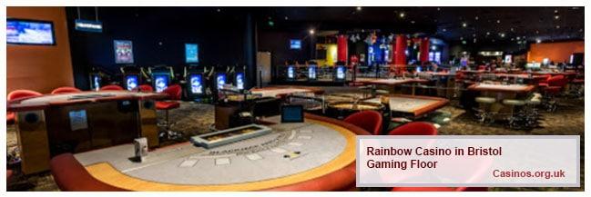Rainbol Casino Bristol Gaming Floor