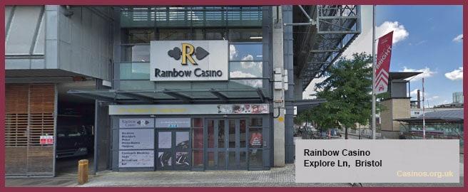 Rainbow Casino Bristol, Outdoor View