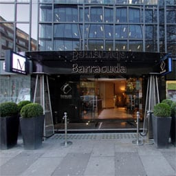 The Barracuda, Grosvenor Casino Baker St in London