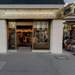 The Golden Horseshoe, Grosvenor Casino in London