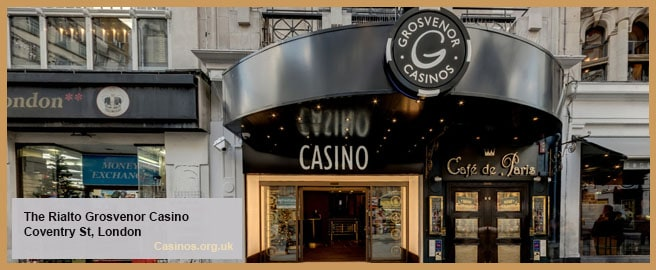 The Rialto Grosvenor Casino London Outdoor Review