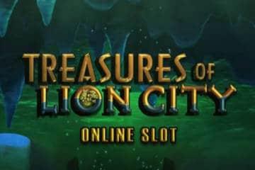 Treasures of Lion City screenshot 1