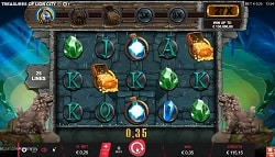 Treasures of Lion City Online Slot Machine - Free Play & Review 1