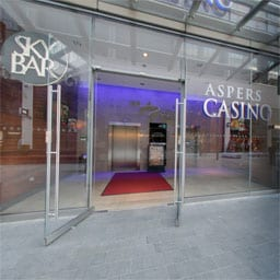 Aspers Casino in Westfield Stratford City