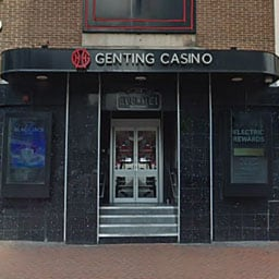 Genting Casino in Chinatown Birmingham