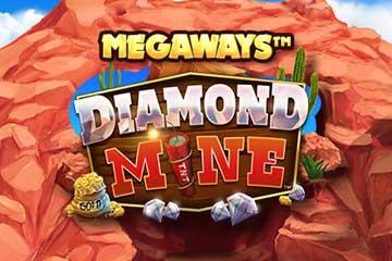 Diamond Mine Extra Gold Megaways screenshot 1