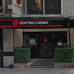 Genting Casino Chinatown in London