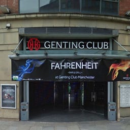 Genting Casino in Manchester