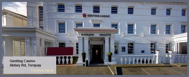 Genting Casino in Torquay Outdoor View
