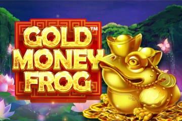 Gold Money Frog  screenshot 1