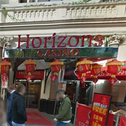 Horizons Casino in London