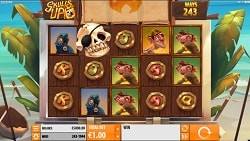 Skulls Up Online Slot Machine - Free Play & Review 111